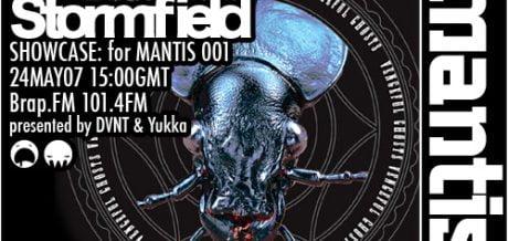 Mantis Radio 001 + Stormfield