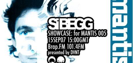 Mantis Radio 005 + Si Begg