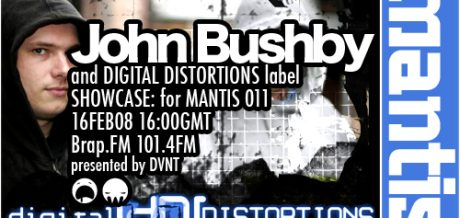 Mantis Radio 011 + Bushby