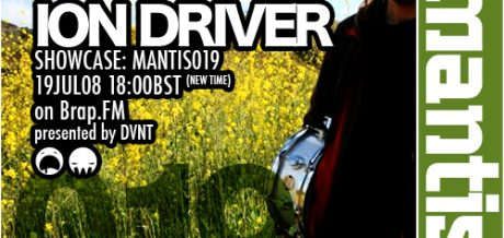 Mantis Radio 019 + Ion Driver