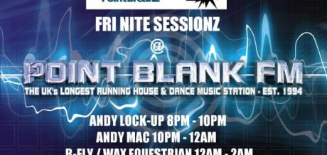 exclusive DVNT mix on Pointblank FM tonight