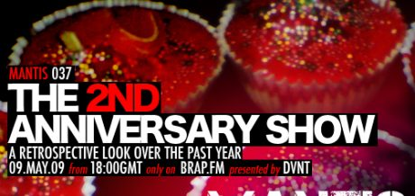 Mantis Radio 037 + Anniversary Special #2