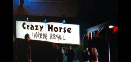 Horror Brawl - Opening Night At The Crazy Horse