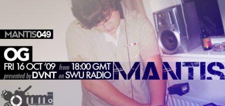 Mantis Radio 049 + OG