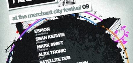 Espion - live at Tronic, Merchant City Festival Sept 2009
