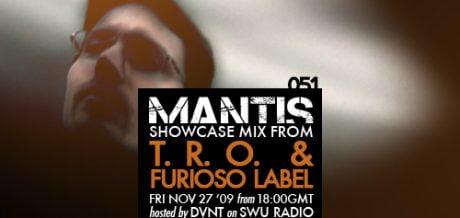 Mantis Radio 051 + TRO