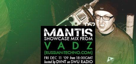 Mantis Radio 052 + Vadz