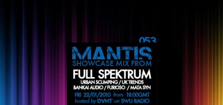 Mantis Radio 053 + Full Spektrum