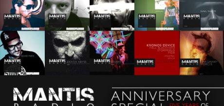 Mantis Radio 107 + Anniversary Special #5