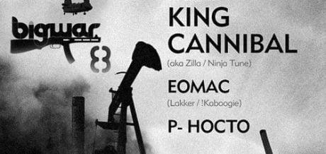 P-Hocto's mix - 'Bigwar 8'