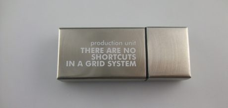 Production Unit - There Are No Shortcuts In A Grid System / Broken20
