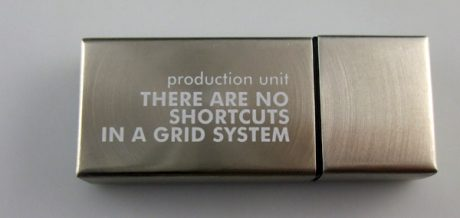 Production Unit - There Are No Shortcuts In A Grid System on Broken20