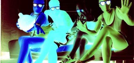 Replicants - ETA on Psychonavigation Records