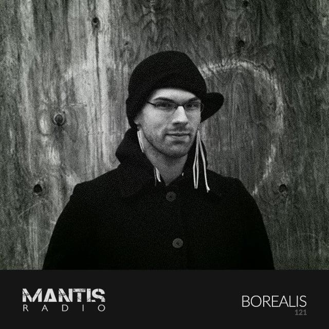 Mantis Radio 121 + Borealis