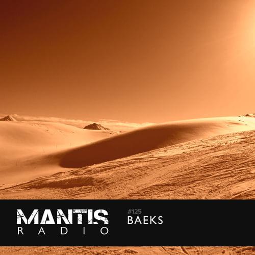 Mantis Radio 125 + Baeks