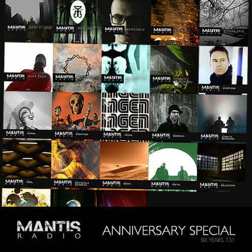 Mantis Radio 131 + Anniversary Special