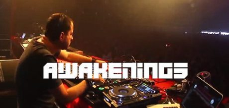 Dave Clarke's set at Awakenings 2013