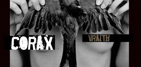 preview new Rodz Konez - Corax returns with 'Vraith'