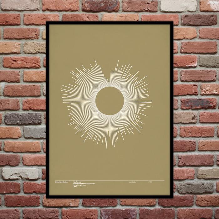 Kraftwerk – Computer Love (Kling Klang Produkt)