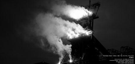 Rednox's 'Between Mask Force & The Mittal Militia'