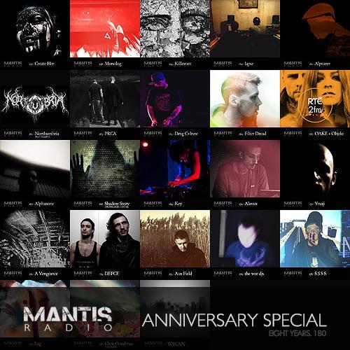 Mantis Radio 180 + 8th Anniversary Special