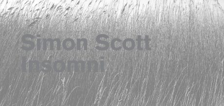 Simon Scott - Insomni on Ash International