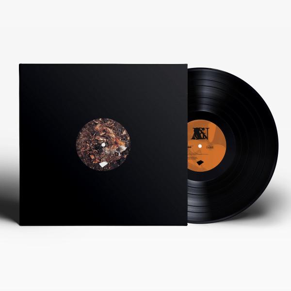 """DRKFLR004 - 12"""" vinyl"""