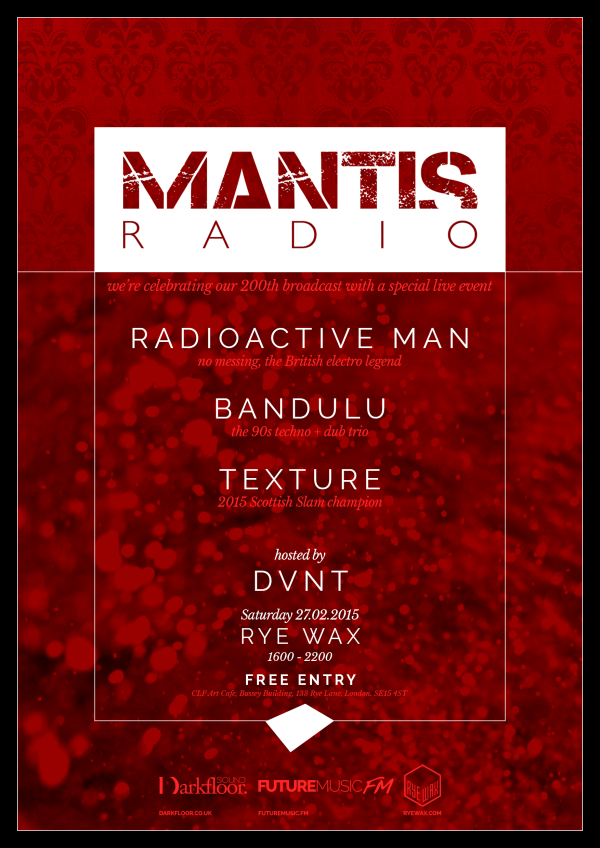 MANTISRADIO-200