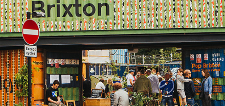 We're in Brixton this Saturday 13.08