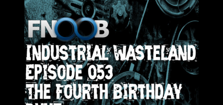 Industrial Wasteland w/ DVNT & Kenny Campbell